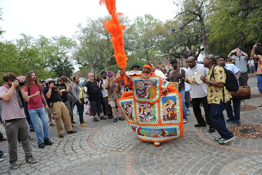 Congo Square Louis Armstrong Park New Orleans