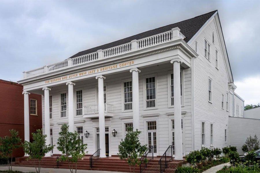 Jazz Heritage Center New Orleans