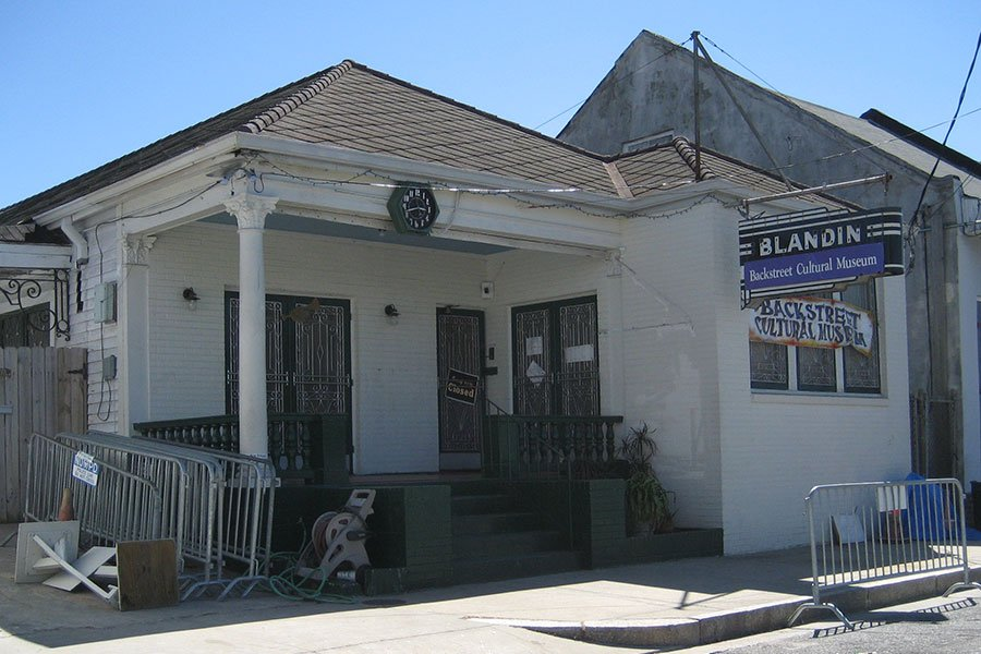 Tremé Backstreet Cultural Museum