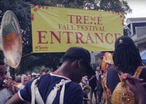Tremé Jazz Festival