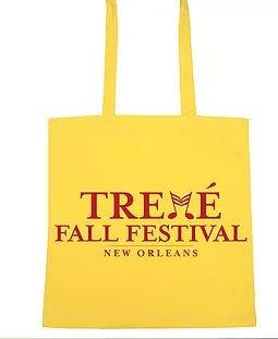 Tremé Fall Festival Tote Bag